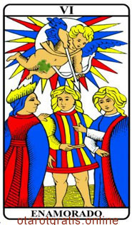 TAROT DO AMOR 37