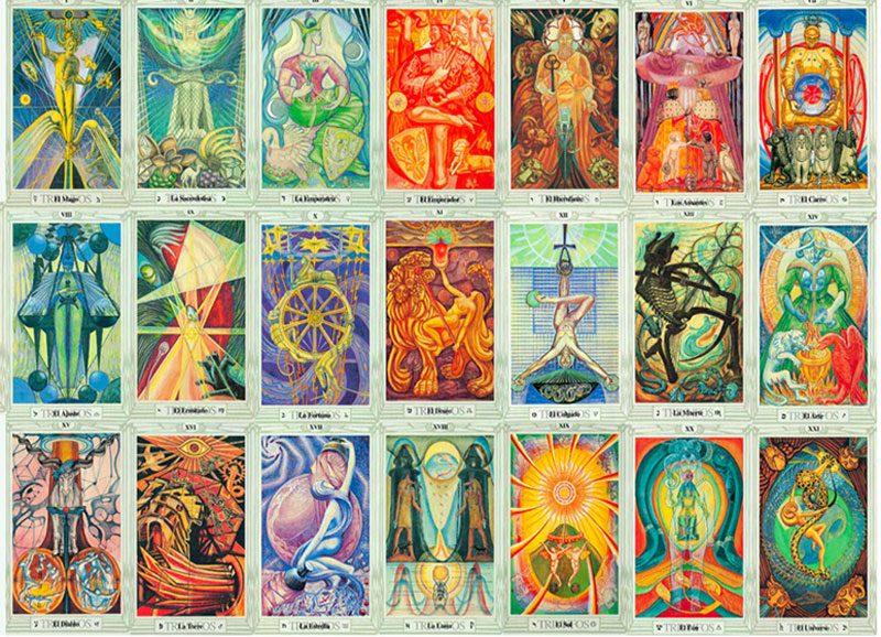 Cartas do Tarot